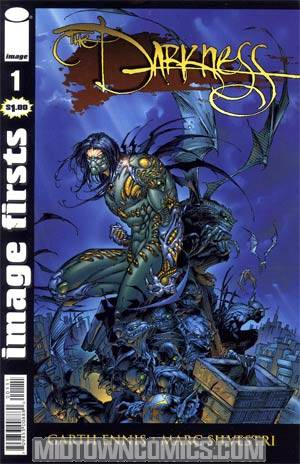 Image Firsts Darkness #1