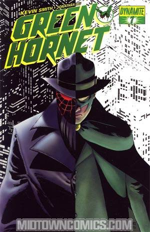 Kevin Smiths Green Hornet #7 Cover B Regular John Cassaday Cover