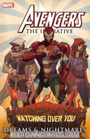 Avengers The Initiative Vol 5 Dreams & Nightmares TP