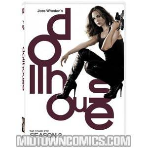 Dollhouse Season 2 DVD