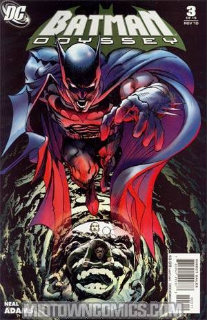 Batman Odyssey Vol 1 #3 Cover A Regular Neal Adams Cover