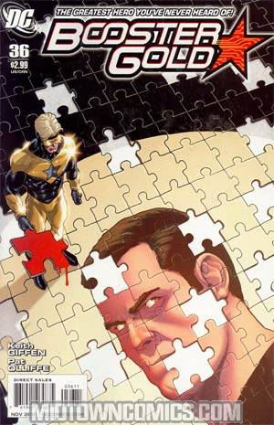 Booster Gold Vol 2 #36