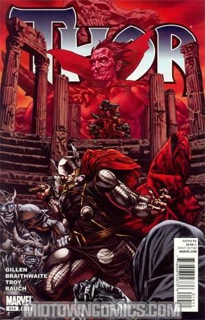Thor Vol 3 #614 Cover A Regular Mico Suayan Cover