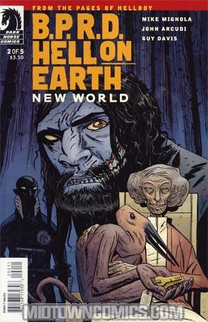 BPRD Hell On Earth New World #2