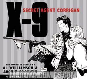 X-9 Secret Agent Corrigan Vol 1 1967-1969 HC