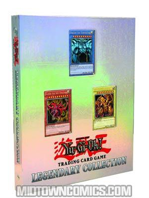 Yu-Gi-Oh Legendary Collection