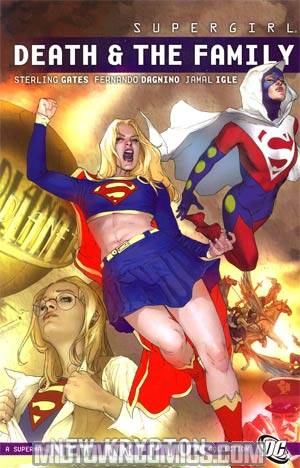 Supergirl Death & The Family TP