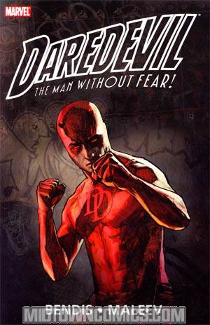 Daredevil By Brian Michael Bendis & Alex Maleev Ultimate Collection Book 2 TP