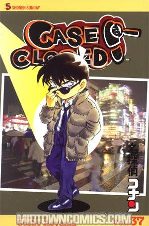Case Closed Vol 37 GN