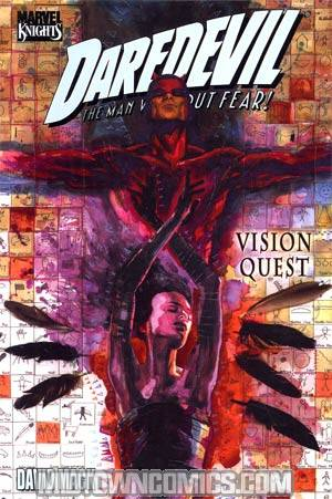 Daredevil Echo Vision Quest HC