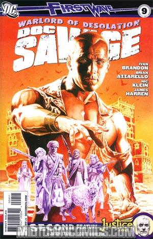 Doc Savage Vol 4 #9