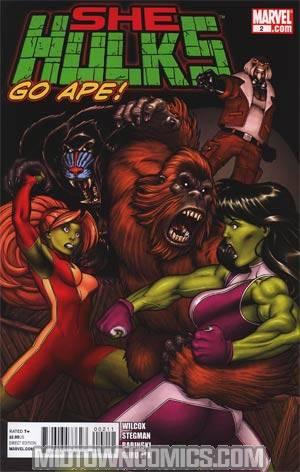 She-Hulks #2