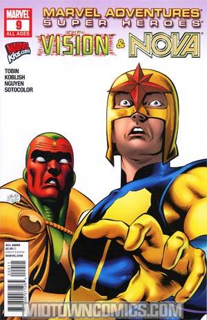 Marvel Adventures Super Heroes Vol 2 #9