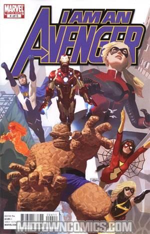 I Am An Avenger #4