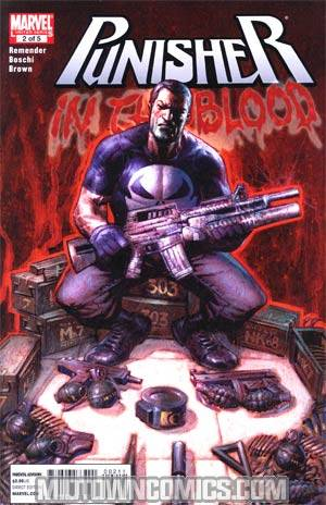 Punisher In The Blood #2