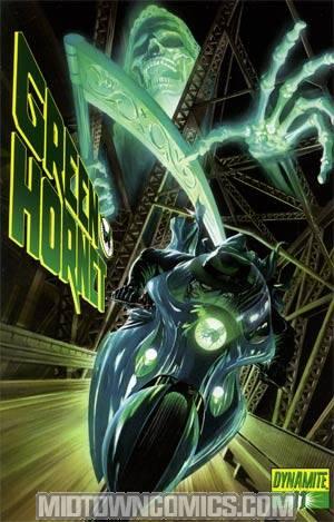 Kevin Smiths Green Hornet #11 Cover A Regular Alex Ross Cover