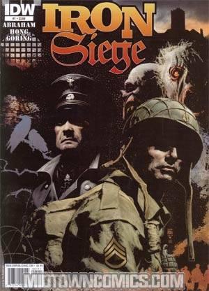 Iron Siege #1