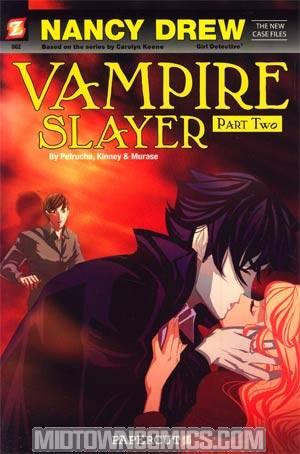 Nancy Drew The New Case Files Vol 2 Vampire Slayer Part 2 TP