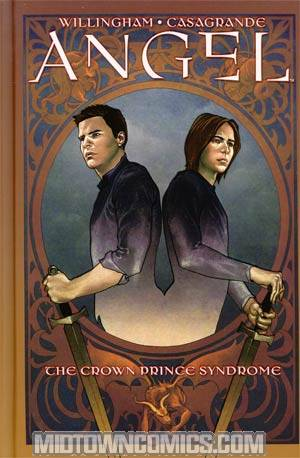 Angel Vol 2 Crown Prince Syndrome HC