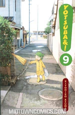 Yotsuba Vol 9 GN