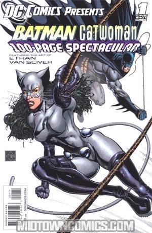 DC Comics Presents Batman Catwoman #1