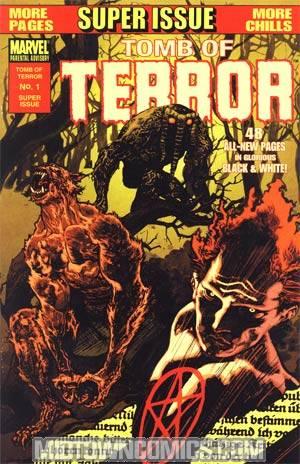 Tomb Of Terror One Shot