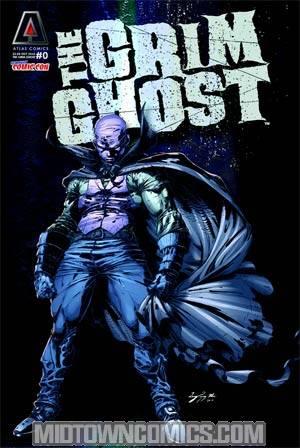 Grim Ghost Vol 2 #0 Regular Cover