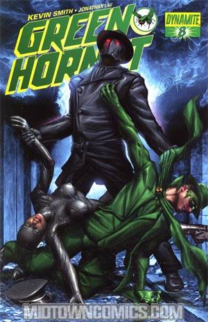 Kevin Smiths Green Hornet #8 Cover B Regular Greg Horn Cover
