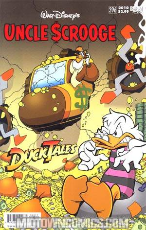 Uncle Scrooge #396