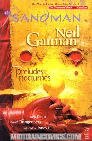 Sandman Vol 1 Preludes & Nocturnes TP New Edition