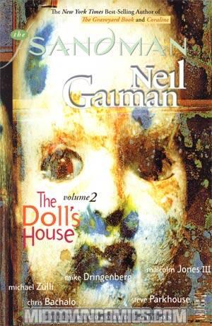 Sandman Vol 2 The Dolls House TP New Edition