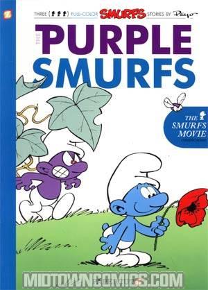 Smurfs Vol 1 The Purple Smurfs TP