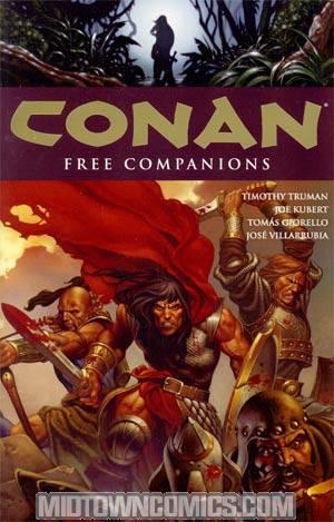 Conan Vol 9 Free Companions TP