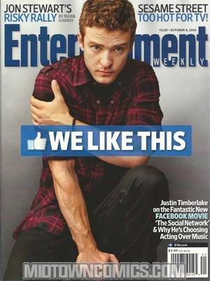 Entertainment Weekly #1123 Oct 8 2010