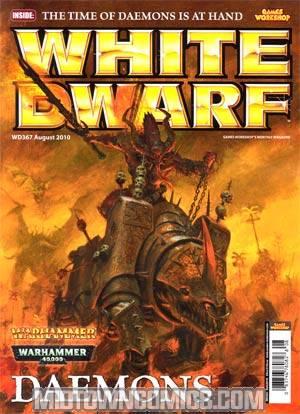 White Dwarf #367