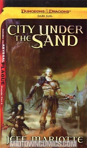 Dark Sun City Under The Sand MMPB