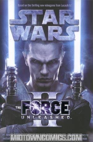 Star Wars The Force Unleashed II HC (Novel)