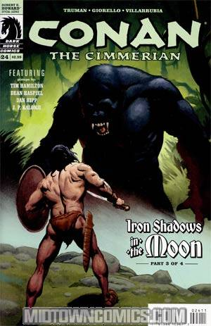 Conan The Cimmerian #24