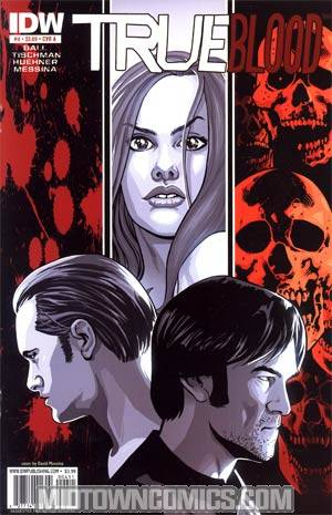 True Blood #4 Regular Cover A