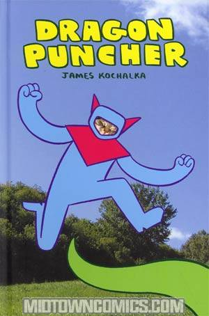Dragon Puncher Book 1 HC