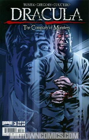 Dracula Company Of Monsters #3