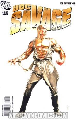 Doc Savage Vol 4 #10