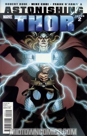 Astonishing Thor #2