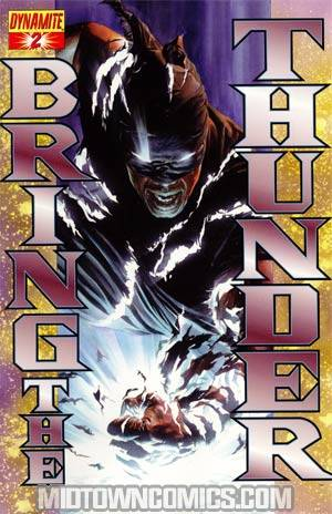 Bring The Thunder #2 Cover A Regular Alex Ross Cover