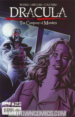 Dracula Company Of Monsters #6