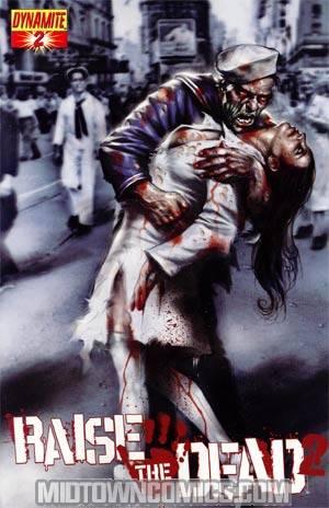 Raise The Dead II #2 Cover A Regular Lucio Parrillo Cover