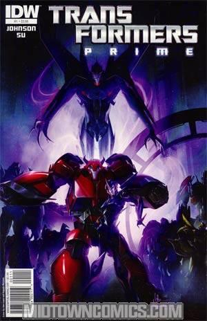 Transformers Prime #1