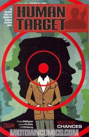 Human Target Second Chances TP