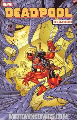 Deadpool Classic Vol 4 TP