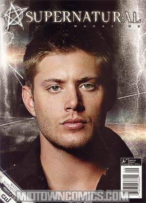 Supernatural Magazine #22 Special Feb 2011 Previews Exclusive Edition